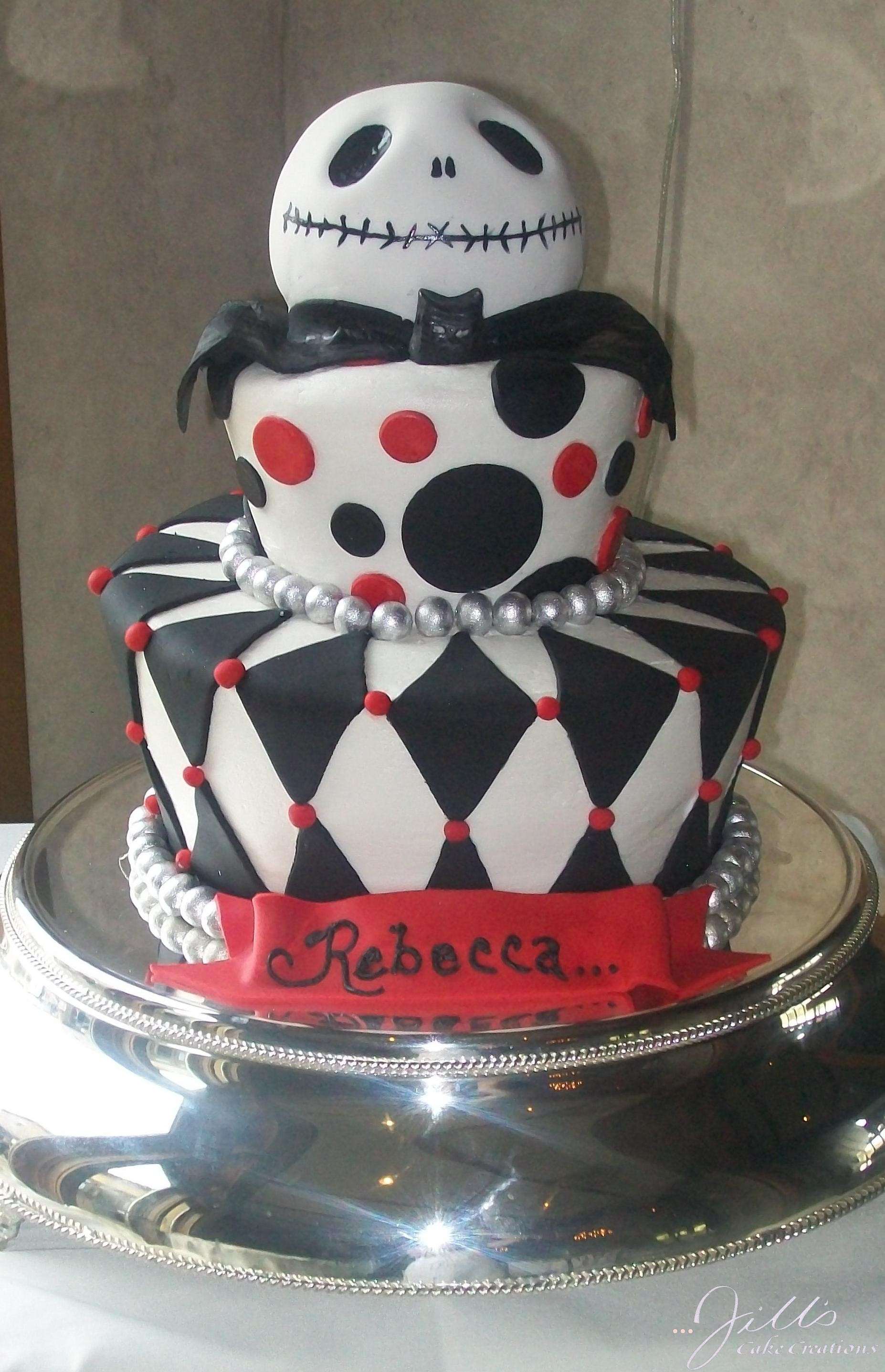 Christmas Cake Images With Quotes : nightmare before christmas cake Quotes